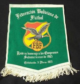 Flâmula Da Federação Boliviana De Futebol