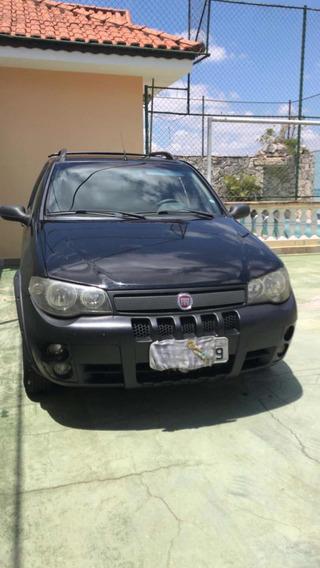 Fiat Strada 1.8 Adventure Ce Flex 2p 2007