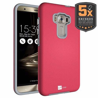 Capa Asus Zenfone 3 5.5 Ze552kl Rugged Pink - Up Case