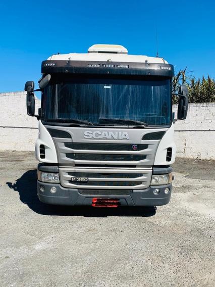 Scania P 360 2013 Cegonha Desde 0km