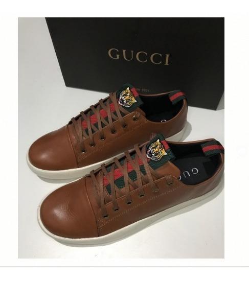 Ténis Gucci Tiger Ace Masculino + Frete Grátis