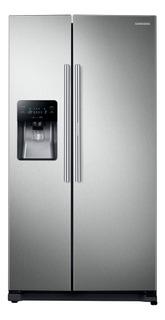 Nevera Samsung 2 Puertas 25 Pies C.u.ft Plata Tienda Fisica
