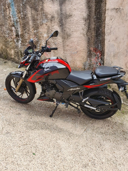 Dafra Apache 200 Rtr