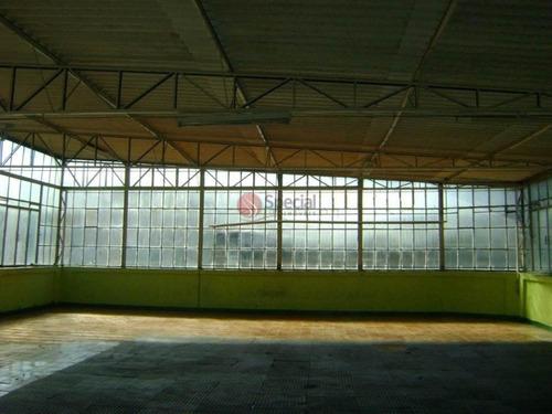 Salão Para Alugar, 300 M²- Itaquera - São Paulo/sp - Ta5950
