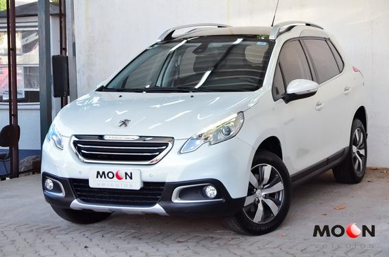 Peugeot 2008 Griffe 1.6 At Branco 2017 Revisões Garantia