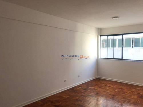 Imagem 1 de 30 de Apartamento Com 2 Dormitórios À Venda, 80 M² Por R$ 900.000 - Consolação - São Paulo/sp - Ap0161