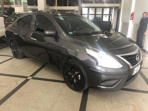 Nissan Versa 1.6 Sense At 2018 1°dueño Igual 0 Km Impecable