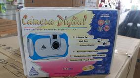 Web Cam E Câmera Digital Clone