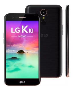 Smartphone Lg K10 Novo 2017 M250ds 32gb Android 8.1 Seminovo