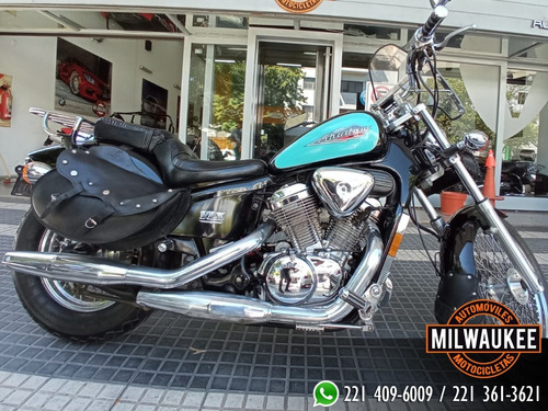 Honda Vlx 600 Shadow 600cc / 1995 / Milwaukee La Plata