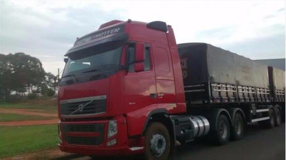 Entrada + Parcelas Volvo Fh12 540 I-shift 2014+implemento