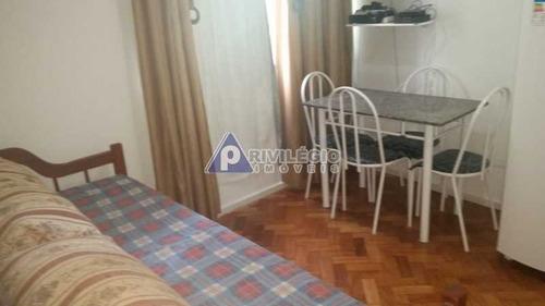 Imagem 1 de 20 de Apartamento Para Aluguel, 1 Quarto, Copacabana - Rio De Janeiro/rj - 3663