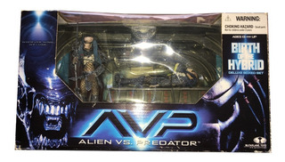 Avp Alien Vs Predator Mcfarlane Birth Of The Hybrid Box Set