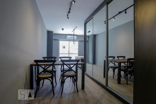Apartamento À Venda - Consolação, 1 Quarto,  44 - S892895571