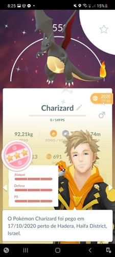 Imagem 1 de 5 de Celular / Pokemon Go
