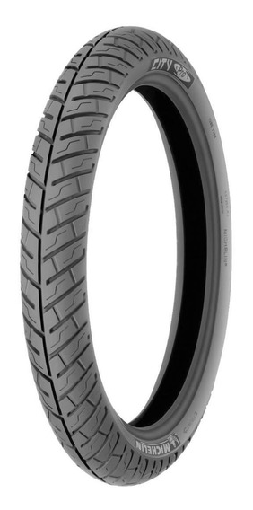 Llantas Michelin 90/90-18 57p Y 2.75-18 City Pro