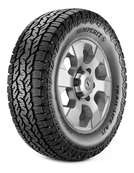 Pneu 265/60r18 Semperit Trail Life At 110t By Continental