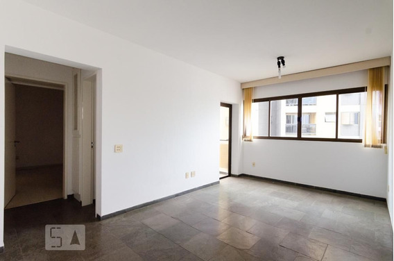 Apartamento No 12º Andar Com 1 Dormitório E 1 Garagem - Id: 892989096 - 289096