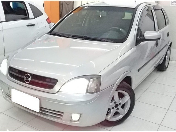 Chevrolet Corsa 1.0 Prata 8v Gasolina 4p Manual 2003