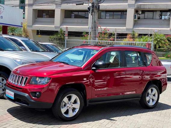 Jeep Compass 2.0 Sport Aut. 2015 Unico Dono 49.000 Km Novo