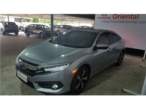Honda Civic 1.5 16v Turbo Gasolina Touring 4p Cvt