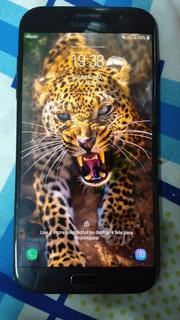 Smartphone Samsung A7 64gb Cor Preto