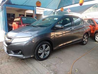 Honda City Exl - 2015 Automatico