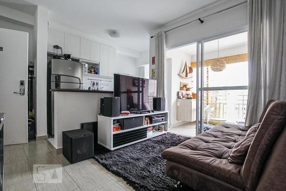 Apartamento Para Aluguel - Centro, 1 Quarto, 46 - 893019613