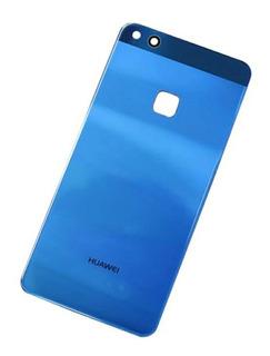 Tapa Trasera Huawei P10 Lite Cristal Was-lx3 4 Colores