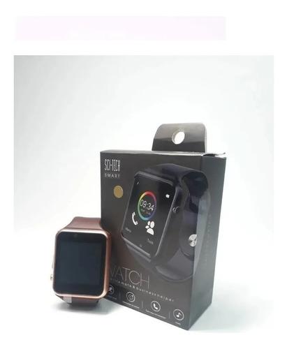 Reloj Inteligente Bluetooth Camara Simcard Smart