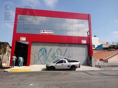 Comercial Para Aluguel, 0 Dormitórios, Centro - Poá - 2239