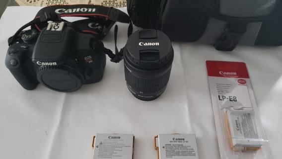 Canon T5i, + Acessórios.