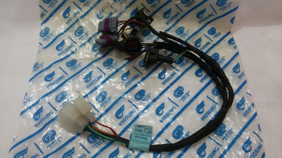 Chicote Do Corpo Tbi Kasinsk Comet Gt/gtr 650 Novo Original