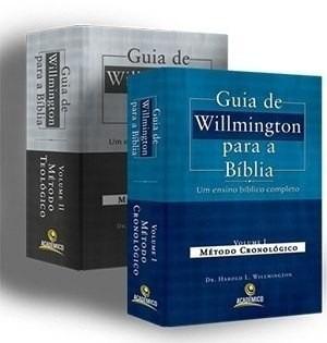 Guia De Willmington Para A Bíblia 2 Volumes Obra Completa