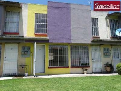 (crm-368-2432) Casa En Venta En Fuentes De San José, Nicolás Romero