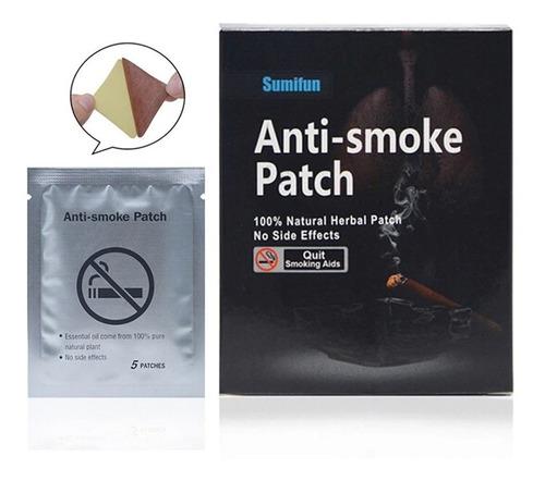 Parche Para Dejar De Fumar - 100% Natural - 35 Parches