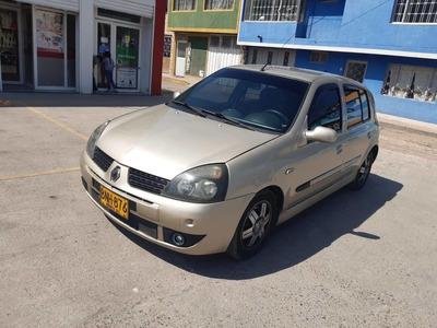 Renault Clio Dynamique Mt1400cc Beige Aa Dh