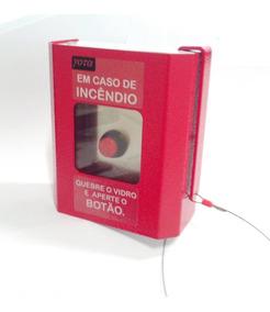 Acionador Manual De Incêndio= Botão Bomba De Hidrante - Yota