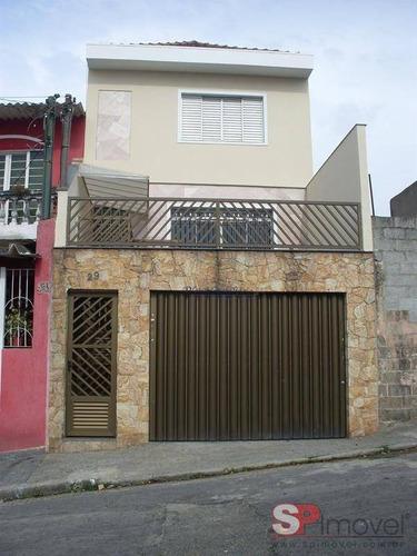 Imagem 1 de 21 de Sobrado Com 3 Dormitórios À Venda, 220 M² Por R$ 797.000,00 - Vila Constança - São Paulo/sp - So0467