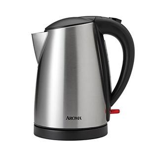 Aroma Housewares Awk-1400sb 7 Copa De Acero Inoxidable Hervi