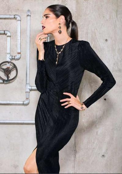 Collar Y Aretes Elegantes Marca Nice + Regalo Sorpresa