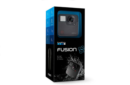 Gopro Fusion  360 Waterproof Digital Vr+8 Accesorios.