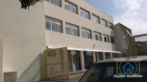Sala Comercial Para Locação, Jordanésia (jordanésia), Cajamar. - Sa0003