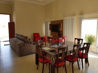 Casa Residencial Para Venda E Locação, Condomínio Terra Vista, Mirassol. - Ca1632