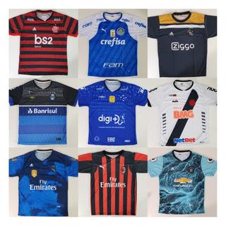 Clientes Fixos Kit Com 10 Camisas