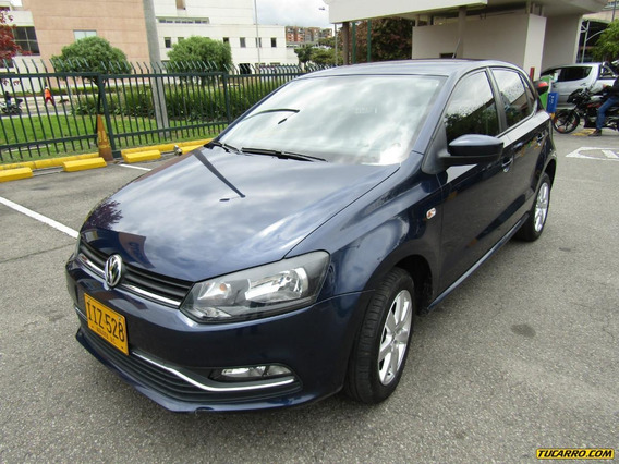 Volkswagen Polo At 1600cc Aa