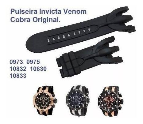 Invicta Pulseira Para Relogio Venom Cobra