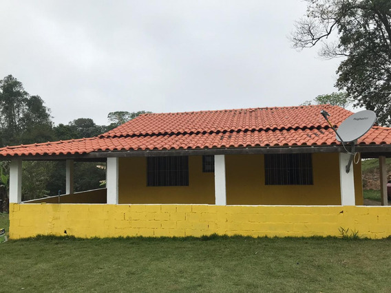 (cr) Chácara Toda Murada E Toda Varandada