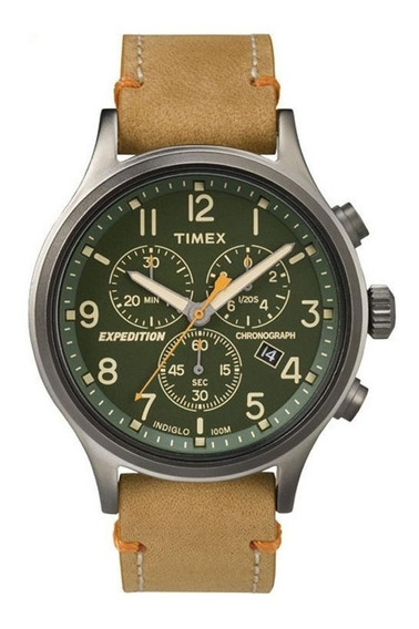 Relógio Timex Masculino Expedition Cronógrafo Tw4b04400