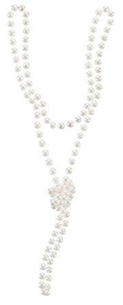 Perlas De La Aleta Del Canguro - 48 Collar De Perlas